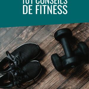 Ebook «101 Conseils de Fitness»